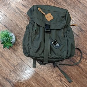 United By Blue Bluff Green Utility Backpack